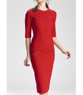 Adl Kısa Kollu Kadın Elbise - 12434985000