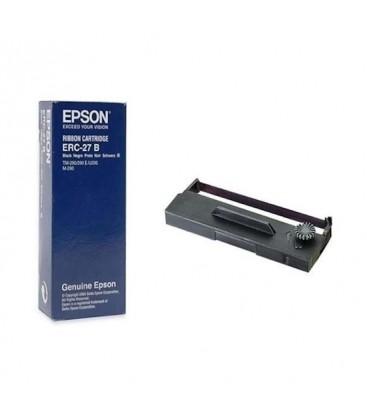 Epson ERC-27B Siyah Şerit C43S015366 Orjinal