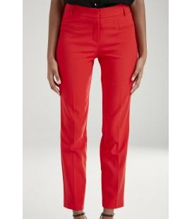 Adl Adil Işık Kadın Kırmızı Pantolon 15321540022