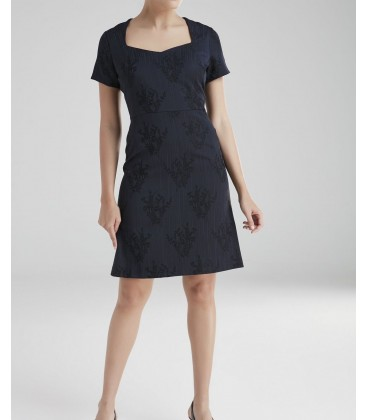 Love My Body Kadın Kısa Kollu Elbise - 124L5042000 - Lacivert