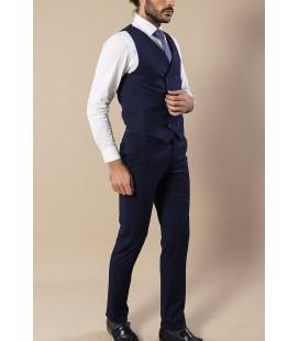 Wessi Lacivert Takım Elbise TK-629110-147