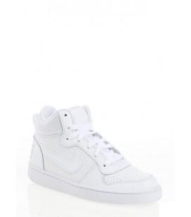 Nıke Court Borough Erkek Çocuk Beyaz Ayakkabı 839977-100