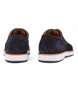 Hugo Boss, Erkek Ayakkabı, 50407930, Lacivert Turuncu