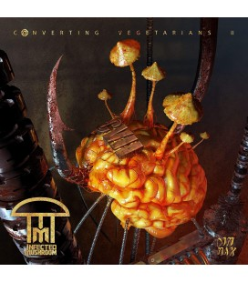 Infected Mushroom Converting Vegetarians II Cd