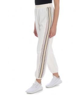 Pinko Udire Kadın Beyaz Desenli Pantolon 1C1010 737