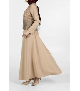 AllDay Çakıl Dantel Detaylı Elbise 2253