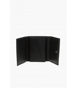 George Hogg Erkek Cüzdan, Siyah - 7003682001, - Kredi Kartlık