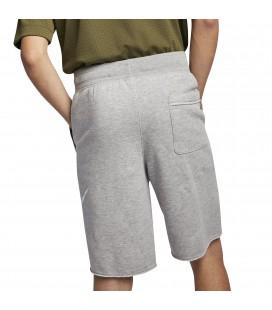 Nike Nshe Short Ft Alumnı Gri Erkek Günlük Şort AR2375-064