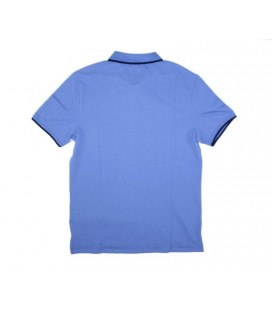 Guess Erkek Tişört Mavi, - M82P03K4KV0-G7H2