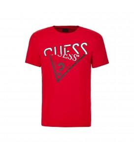 Guess Erkek Tişört - T-Shirt M82I17J1300-C512