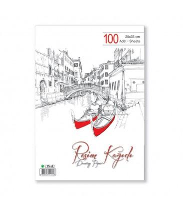 Çınar Resim Kağıdı 24x34 - 41003
