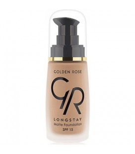Golden Rose Longstay Matte Foundation-Mat Fondöten 14