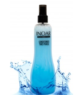 İnoar Professional Conditioner Two Phase (Mavi fön suyu) 400 ML