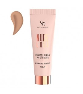 Golden Rose Nude Look Radiant Tinted, Spf25 Moisturiser 32ml - 03