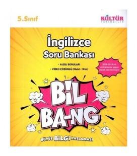 5. Sınıf İngilizce Bil-Bang Soru Bankası, Kültür Yayıncılık