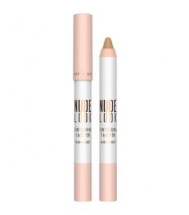 Golden Rose Nude Look Highlighting Glow Pen