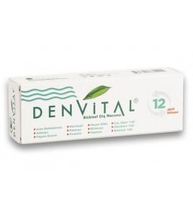 Denvital Bitkisel Diş Macunu 75 Ml
