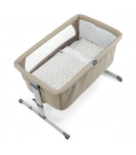 Chicco Beşik Next2Me - Dove Grey