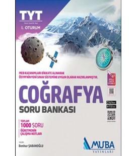 TYT 1. Oturum Coğrafya Soru Bankası Yayınevi: Muba Yayınları