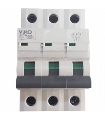 Viko Otomatik Sigorta 3VTB-3B25-SN2