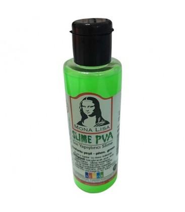 Südor Mona Lisa Sıvı Yapıştırıcı Slime Pva Jeli 70 ml. Yeşil