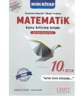 10. Sınıf Matematik Konu Bitirme Kitabı - Limit Yayınları