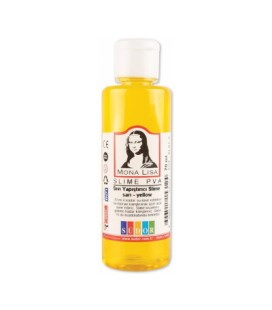 Südor Mona Lisa Sıvı Yapıştırıcı Slime Pva Jeli 70 ml. Sarı