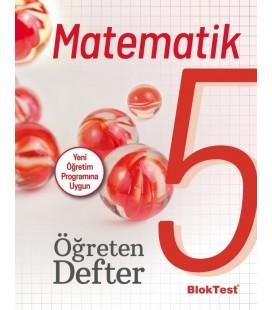 5. Sınıf Matematik Öğreten Defter - Tudem Yayınları