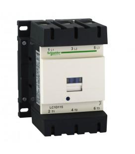 Schneider Kontaktör LC1D115M7 55KW 220V