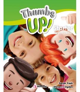 Thumbs Up Starter Practice Book 1.Sınıf 6 Kitap