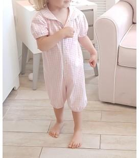 Nanu Bedtime Pita Baby Kız Çocuk Elbise KUSTL011