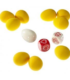 Haba Dans Eden Yumurtalar Dancing Eggs - 3123