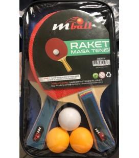 Mball Raket Masa Tenisi 25613