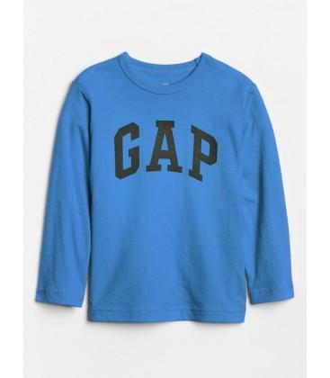 Gap Bebek | Gap Logo Uzun Kollu T-Shirt 499508