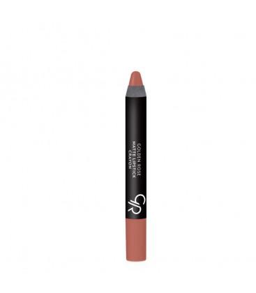 Golden Rose Matte Lipstick Crayon Mat Kalem Ruj 18