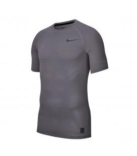 Nike Pro Breathe Erkek Gri Tişört AO1803-056