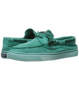 SPERRY BAHAMA CANVAS KADIN AYAKKABI WASH TEAL