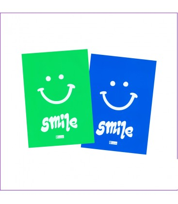 Keskin Defter A4 Smile 100 Yp. Kareli Defter 326732-99