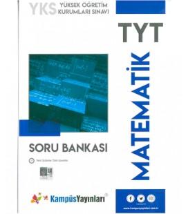 TYT Matematik Soru Bankası  YKS - Kampüs Yayınları