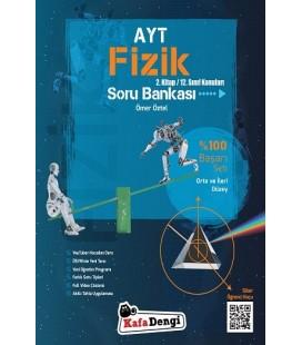 AYT Fizik Video Çözümlü Soru Bankası 1. ve 2. Kitap Kafa Dengi Yayınları