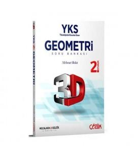 YKS 3D Geometri Soru Bankası - Çözüm Yayınları