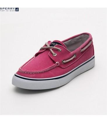 Sperry Bahama Canvas Kadın Ayakkabı Buoy Red 9443825
