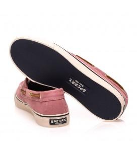 Sperry Bahama Canvas Kadın Ayakkabı Red Sw 9447855