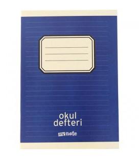 My Note 60 Yaprak Çizgili Okul Defteri 4002-Ç