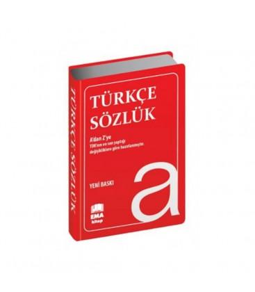 Türkçe Sözlük - Ema Kitap