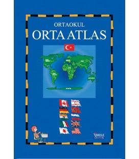 İlköğretim Orta Atlas - Iskele Yayıncılık