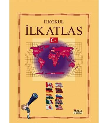 İlköğretim İlk Atlas - İskele Yayınları