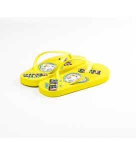 Jump Parmak Arası Çocuk Terliği 12877 Sarı