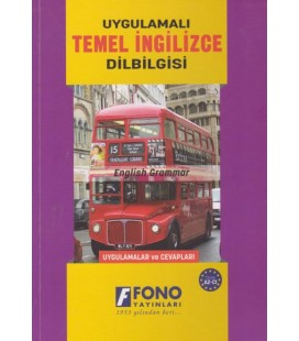 Uygulamalı Temel İngilizce Dilbilgisi - Fono Yayınları