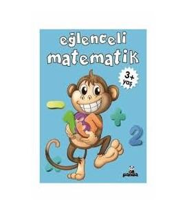 Eğlenceli Matematik 3+ Yaş Gülizar Çilliyüz Çetinkaya - Beyaz Panda Yayınları
